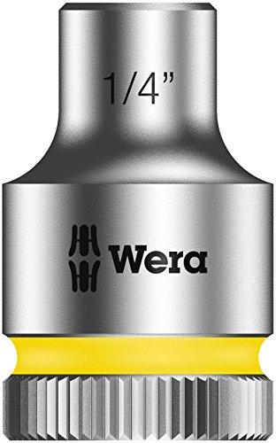 """14.0 mm Wera 8790 HMA Zyklop-Steckschlüsseleinsatz mit 1//4/""""-Antrieb"""