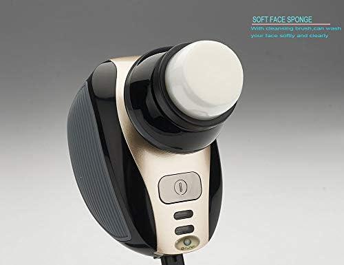 Afeitadora eléctrica para hombres, rotativa Flex 360, afeitadora ...