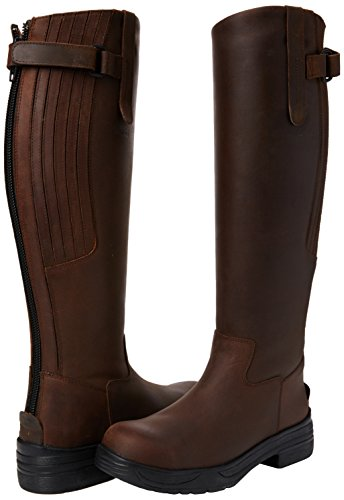 Toggi Boot Adulte Chaussures Marron cheeco D'equitation Kendrick Mixte Long zgwqnpzxr