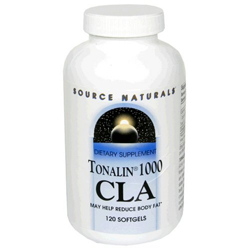 Source Naturals Tonalin CLA 1000, 120 gélules