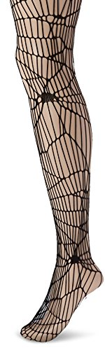 Leg Avenue Women's Distressed Net Pantyhose, Black, One Size (Hollywood Toys And Costumes Store)