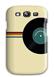 New Style Tpu S3 Protective Case Cover/ Galaxy Case - Vinyl by icecream design
