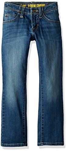 Jeans Lee Boys - LEE Boys' Big Sport X-Treme Comfort Slim Jeans, Harvey, 16 Regular