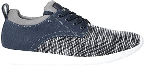 Arco Oxford Men's GBX Navy Gray 8vX0qw
