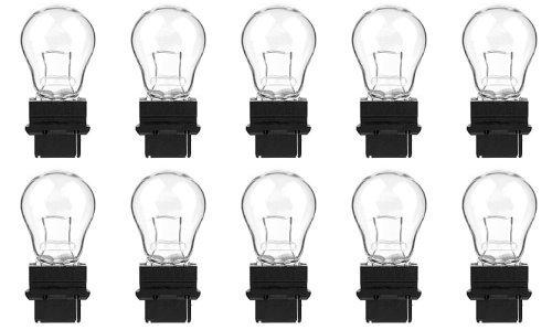 CEC Industries #3155LL Long Life Bulbs, 12.8 V, 20.48 W, W2.5x16d Base, S-8 shape (Box of 10)