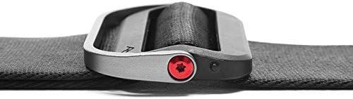 Peak Design Slide Camera strap for medium and large DSLR cameras Black