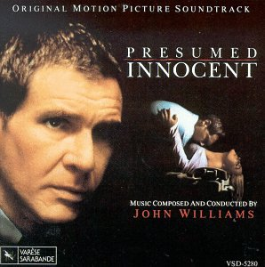 presumed innocent original motion picture soundtrack - Presumed Innocent