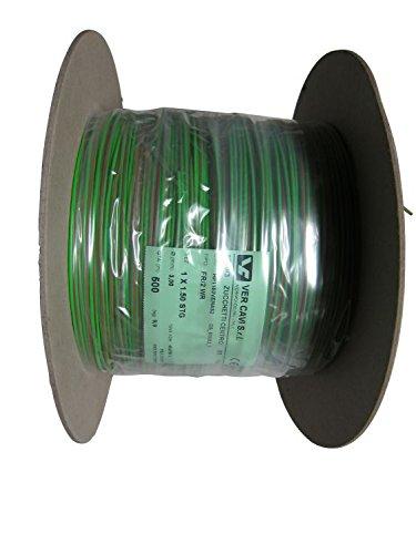 limitación Cable para cortacésped 500 metros rollo: Amazon.es: Jardín