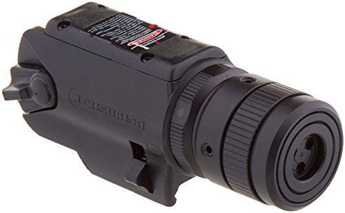 (BEAMSHOT BS8200S Tri-Beam Laser Sight for Rapid Target Acquisition/Unique TRI-Beam Laser Design by Beamshot(CR123A Battery included))