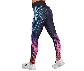 Koedu Leggings Deportivos Elegantes Yoga Mate Pantalones ...