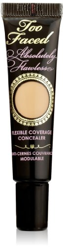 Too Faced Cosmetics Absolutely Flawless Flexible Concealer, Perfect Nude, 0.27 ()