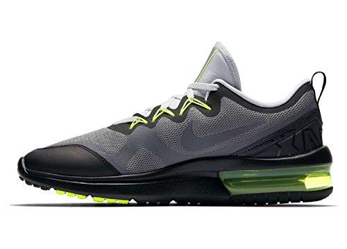 Nike NIKAA5739 007 Sneakers Uomo Grigio/Giallo