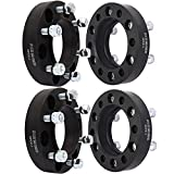 """ECCPP 4pcs 6x139.7 Wheel Spacers Hubcentric 1.25"""" 6x5.5 to 6x5.5 6x139.7mm to 6x139.7mm fits for T-oy-OTA Tacoma Tundra 4 Runner"""