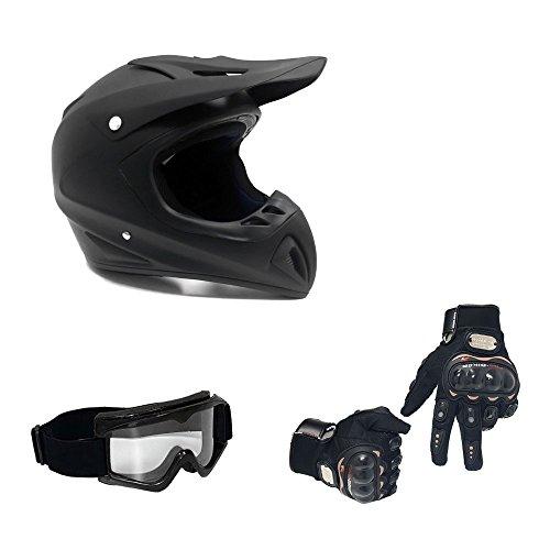 Black Dirt Bike - 5