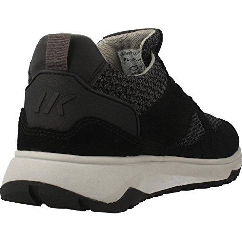 Schwarz Detroit Green Forrest Herren 40 Sneaker EU Lumberjack 04wS1qxp