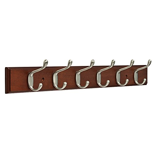 Franklin Brass FBHDCH6-511-R 27-Inch Hook Rail