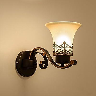 GGRXA Vintage Style moderne Lampe LoftApplique Creative Plomberie ...