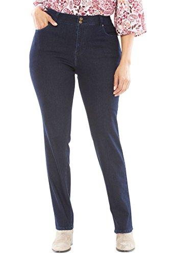 Petite Woven Jeans - 2