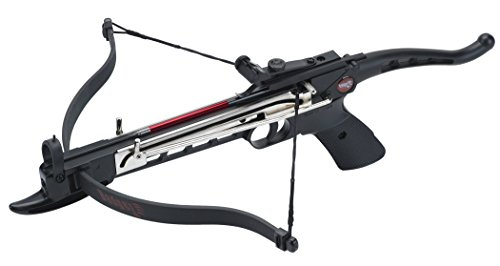 Velocity Recurve Pistol Crossbow, Black