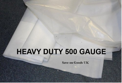 Save On Goods UK 3FT SUPER HEAVY DUTY - Mattress Storage Bag for up to 3FT6 SINGLE matress