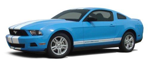 STAMPEDE ROCKER : 2010-2012 Ford Mustang