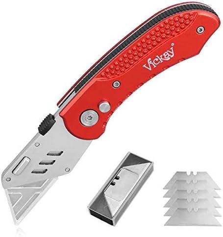 Folding Utility Lock Back Lightweight Aluminum product image
