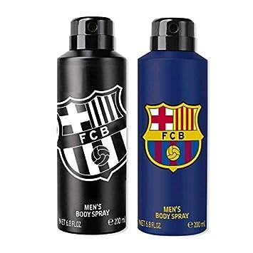 Amazon.com: FC Barcelona Original - Desodorante en spray ...