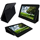 SODIAL(TM) Leather Case Cover for Asus Eee Pad Transformer TF101 10.1-Inch TF10...