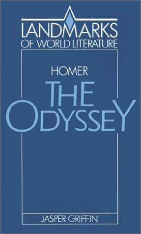 Homer: The Odyssey (Landmarks of World Literature) by Brand: Cambridge University Press