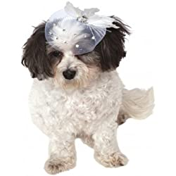 Rubie's Fancy Hat Pet Accessory, Medium/Large