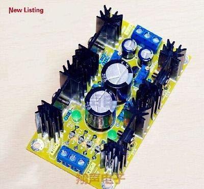 FidgetFidget Regulator Class A Parallel Regulated Power Supply output Adjustable ±5V ~ ±20V