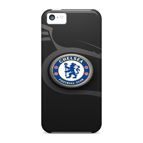 High Impact Dirt/shock Proof Cases Covers For Iphone 5c (chelsea Fc)
