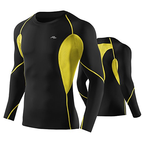 TRYSIL Compression Running Sportswear Baselayer