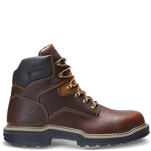 Wolverine Raider Steel-Toe 6' Work Boot