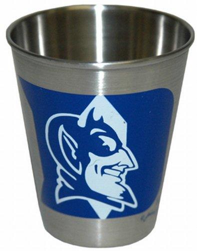 Ncaa Stainless Shot Glass (NCAA Duke Blue Devils Shotglass Stainless Steel)