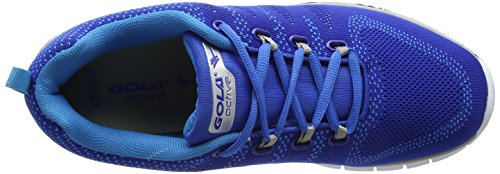 Blue Chaussures Homme Gola Fitness Pro Noir Tempe White Bleu de Blue nzAAqU
