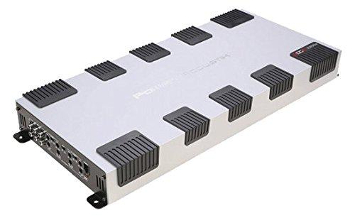 Power Acoustik EG5-2800 2800W Class A/B 5 Channel Amplifier