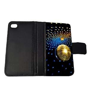 Mirror Ball Disco iPhone 4/4S Wallet Case