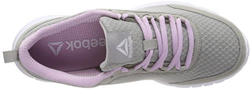 Reebok Speedlux 3.0, Zapatillas de Running Para Mujer Gris (Stark Grey/Powder Grey/Moonglow/White 000)