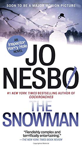 The Snowman (Harry Hole Series)