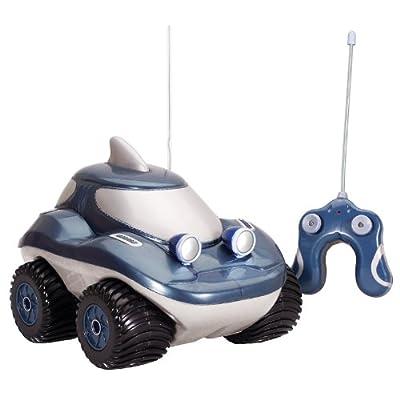 Kid Galaxy Amphibious RC Car Morphibians Shark. Remote Control Toy