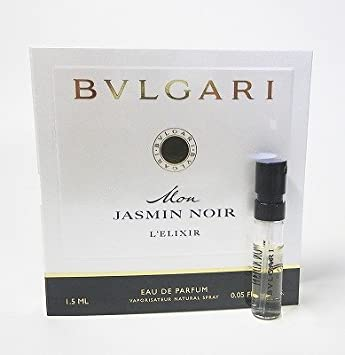 47286f8d406b Image Unavailable. Image not available for. Color  Bvlgari Mon Jasmin Noir  L Elixir . ...