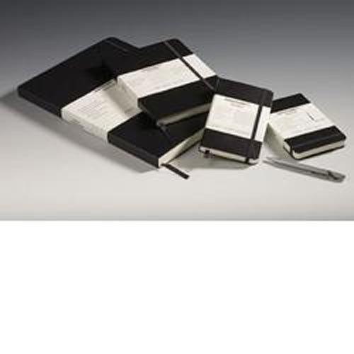 Leuchtturm Hardcover Medium A5 Ruled Notebook [Black] - Set of 2 by LEUCHTTURM1917 (Image #1)