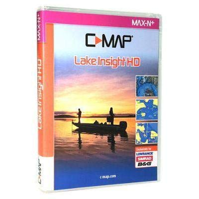 Lowrance C-Map Lake Insight Hd South East - United States