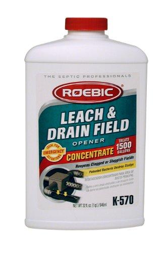 Roebic K 570 Q 4 32 Ounce Leach And Drain Field Opener