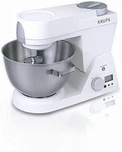 Krups KA 9011 41 SERIE 9000 blanco Robot artículo blanco/aluminio: Amazon.es: Hogar