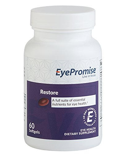 EyePromise Restore Supplement Zeaxanthin Nutrition product image