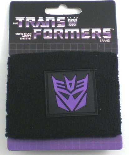 Transformers Decepticons Logo Sweatband - Logo Sweatband Shopping Results