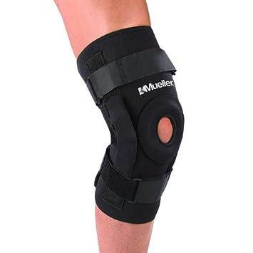 90b15c0f42 Amazon.com: Mueller Prod. B5333 Pro-level Hinged Knee Brace Deluxe ...