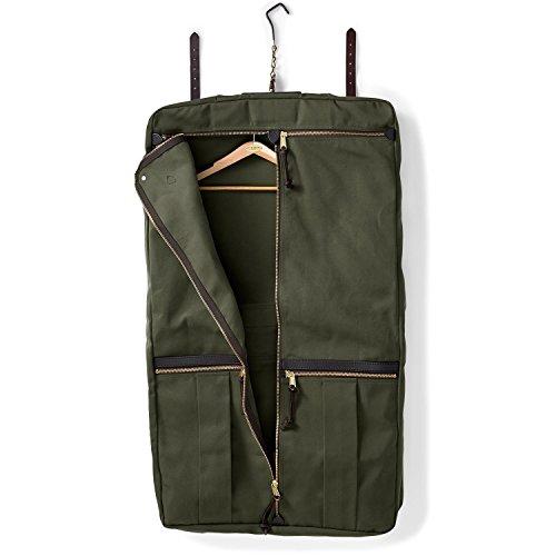 Filson Rugged Twill Garment Bag, Otter Green by Filson